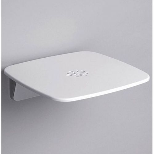 Lakes Series 300 Shower Seat - 355mm - White